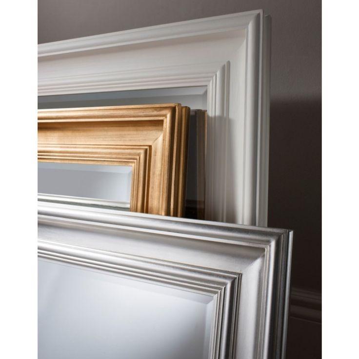 Burwell Mirror - Cream