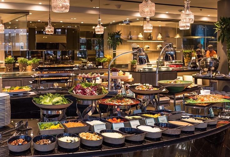 It's a Buffet Bonanza 7 Days a Week! at the River Barge Restaurant, Chatrium Hotel Riverside Bangkok - http://www.prbuffet.com/its-a-buffet-bonanza-7-days-a-week-at-the-river-barge-restaurant-chatrium-hotel-riverside-bangkok