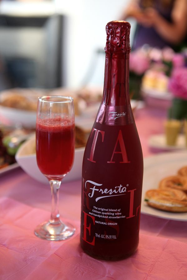 Entertaining with Fresita Chilean Sparkling Wine and Toronto's Top Chefs & Purveyors