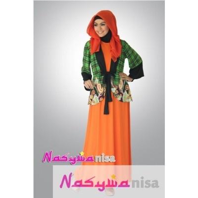 Parsley - Produk Busana Muslim Nasywa.Com