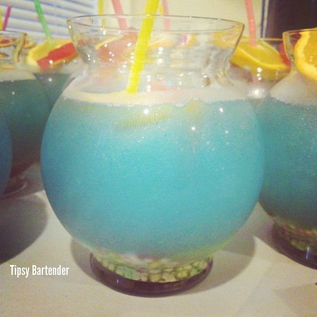 Fishbowl! For the recipe, visit us here: www ...