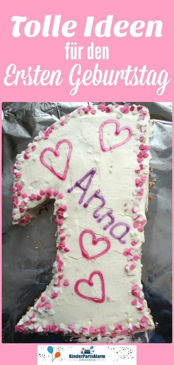 Kuchen Zum 1 Geburtstag