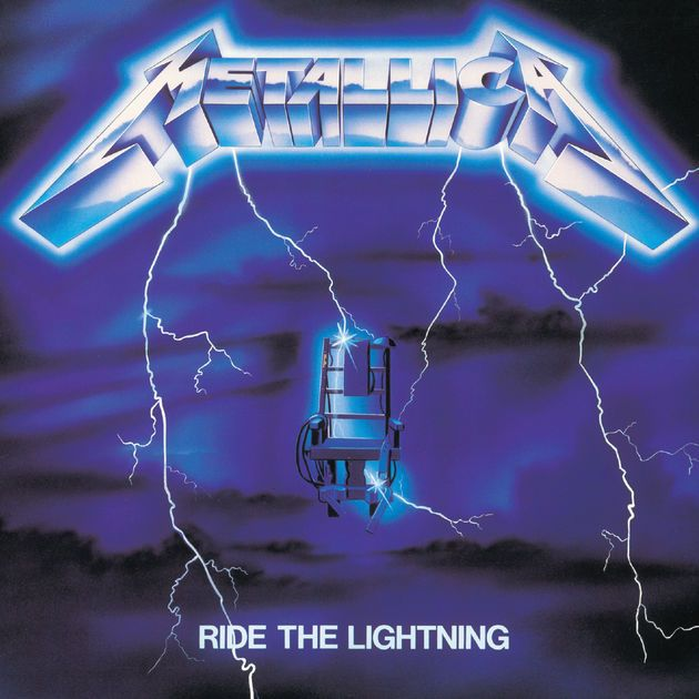 Metallica — Ride the Lightning (Jul 27 1984)