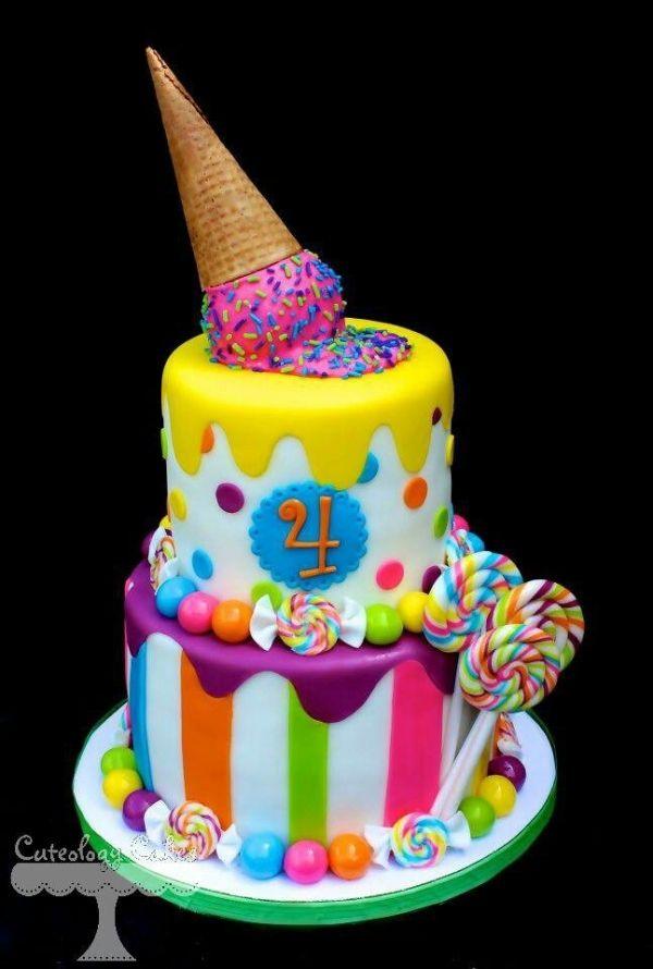 Birthday Cake by Creative Girl