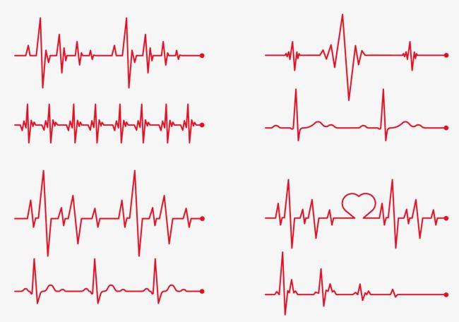 تخطيط القلب خط أحمر جميل أحمر جميل خط القلب Png وملف Psd للتحميل مجانا 심장 박동 그리기 배경화면