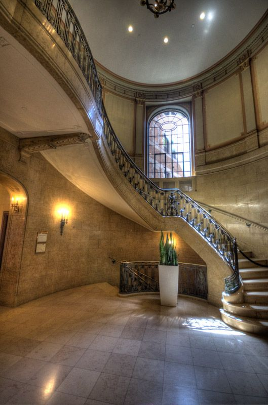 chateau frontenac stairs - Google Search