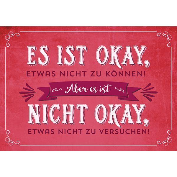Es Ist Okay