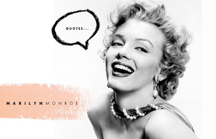 A 89 años de su nacimiento, recordamos las mejores frases de Marilyn Monroe, una estrella de Hollywood que aún brilla con luz propia.