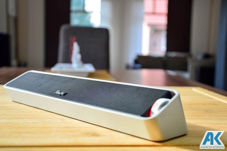 Teufel Bamster- edler und robuster Bluetooth Lautsprecher