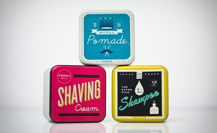 Vintage Inspired Packaging