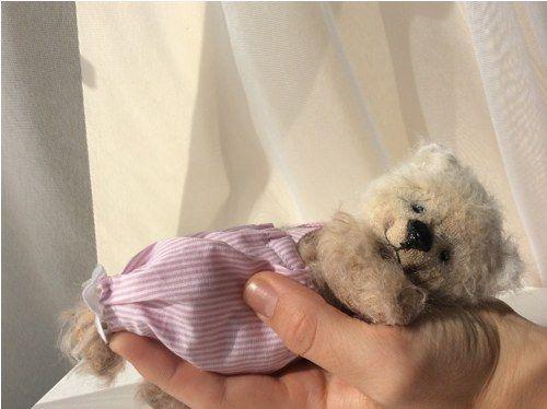 R434 Tiny medvidek Margarette sweetie Fler