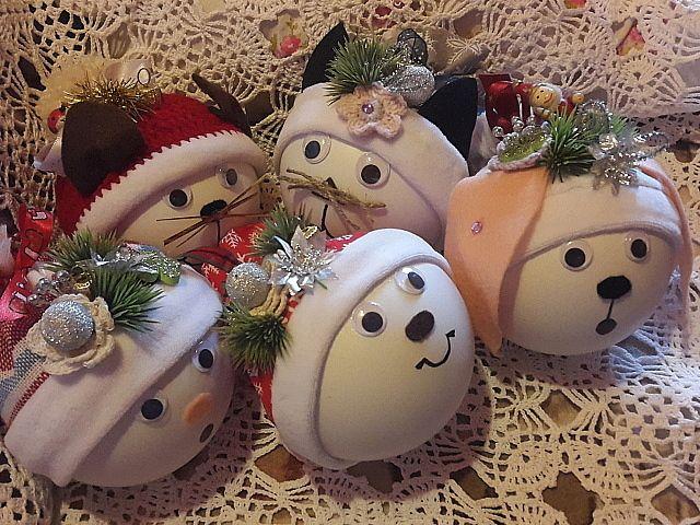 Christmas Balls, JoannaY.