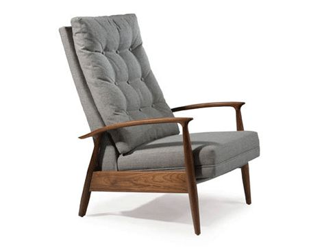 Thayer Coggin Viceroy Recliner In 2019 Lounge Sofas