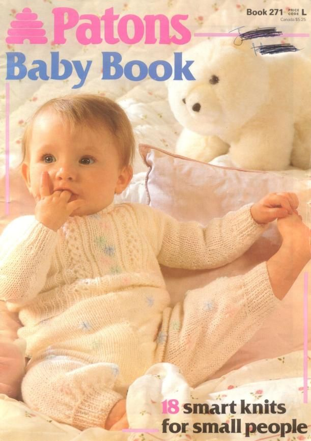69 best Patons Knits images on Pinterest | Baby knitting, Knitting ...