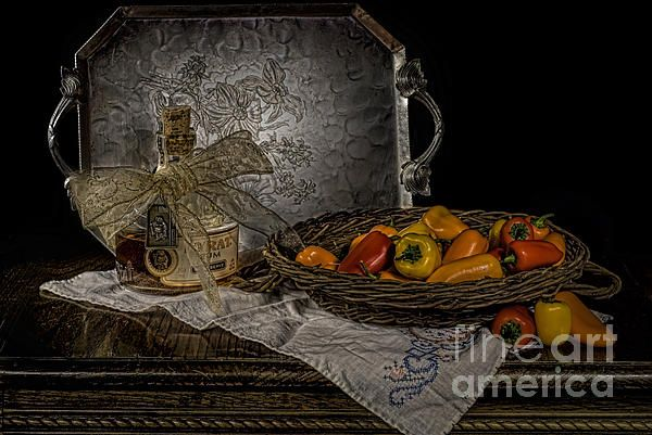 Leah McDaniel Photography - Pyrat Rum and Peppers Still Life