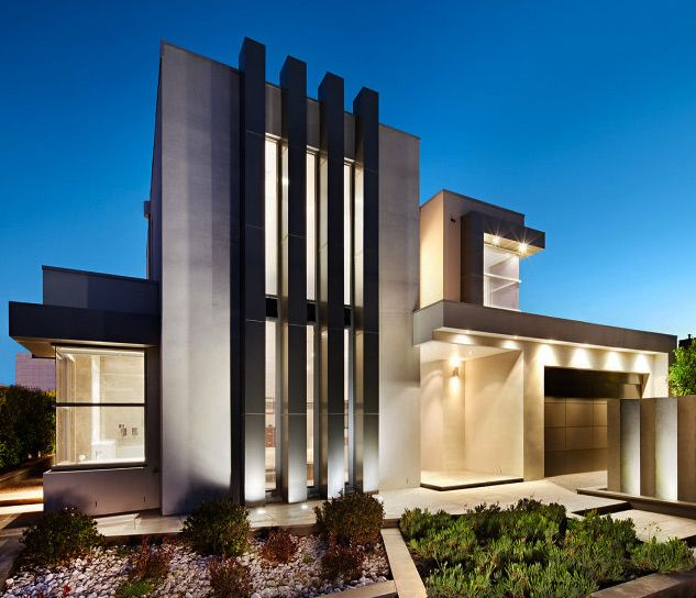 25 Modern Home Exteriors Design Ideas: Best 25+ Modern House Facades Ideas On Pinterest