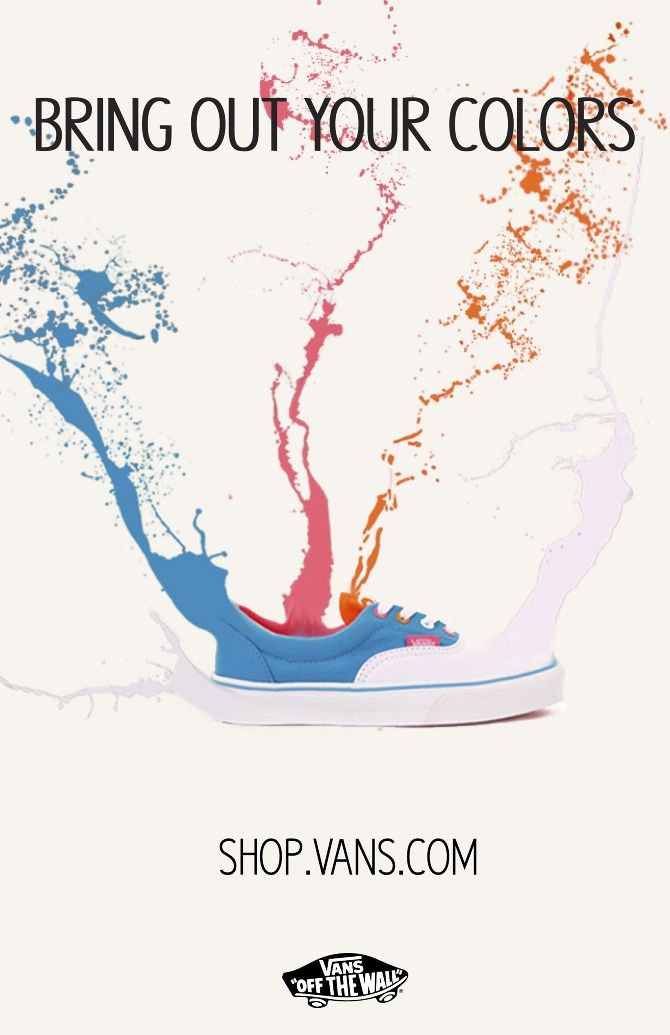 Vans Shoes Advertising-DLT Design and Photography