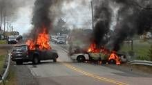 N.B. protesters plan more protests after violent clash with RCMP over shale-gas project