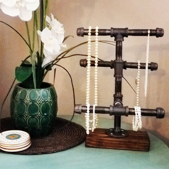 Diy 3 Tier Jewelry Stand: 534 Best Images About Plumbing/PVC Pipe Projects On Pinterest