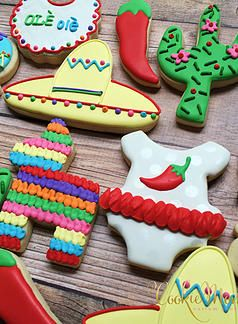16 best Cookie Momster Cookies images on Pinterest Decorated