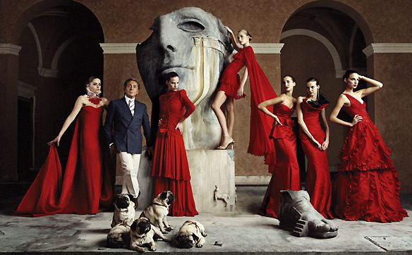 Italian haute couture designer Valentino Garavani is the subject of the documentary film Valentino: The Last Emperor, which is screening at this years Toronto International Film Festival.