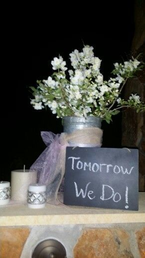 Rehearsal Dinner Decorations on Pinterest | Rehearsal Dinners ...