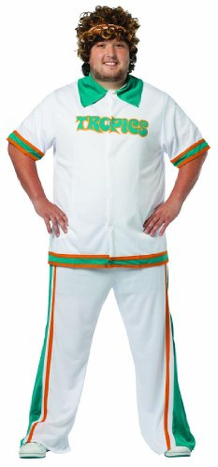 Rasta Imposta Plus-Size Jackie Moon Official Flint Tropics Warmup Suit, Multi, Plus 14-20 - Brought to you by Avarsha.com
