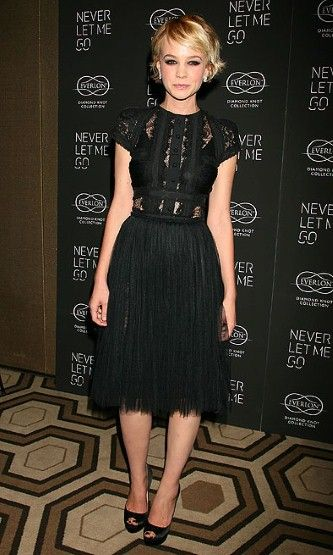 This is the only stringy skirt I've ever seen that looks good. Like the shape the top gives the silhouette.