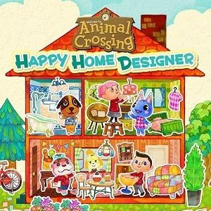 "Happy Home Designer- Release date(s) :D JP-July 30, 2015, SK-Sept. 25,NA-Sept.25, Aus-Sept.25, Eu-October 2, I Must Have This!!!!! I'm just maybe..a Little ADDICTED to Animal Crossing games,..Just a Little xD >>>""Also""-The player will be able to place buildings which are unavailable in other Animal Crossing series games such as a school into the town. In addition, villagers whose houses have been designed by the player will appear in a connected copy of Animal Crossing: amiibo Festival."