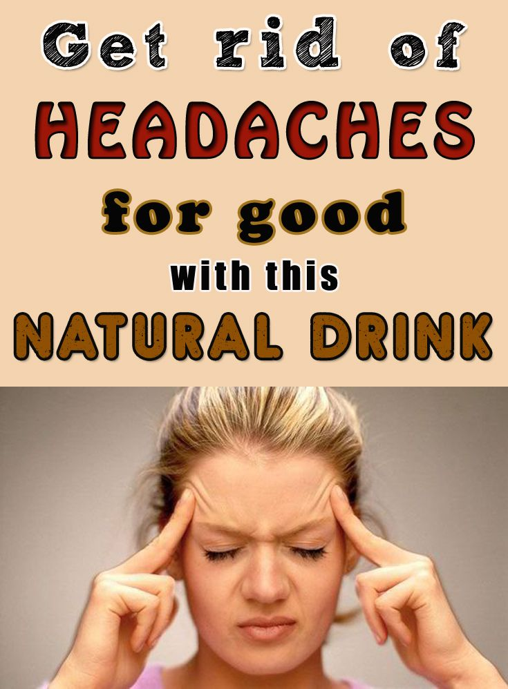 how to get rid of headaches when on period