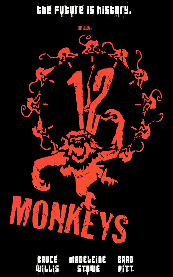 Is 12 Monkeys one of the best movies ever? | NeoGAF