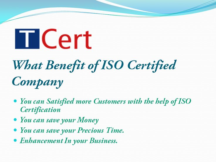 castingsmiles: Why ISO Certification is Required ?