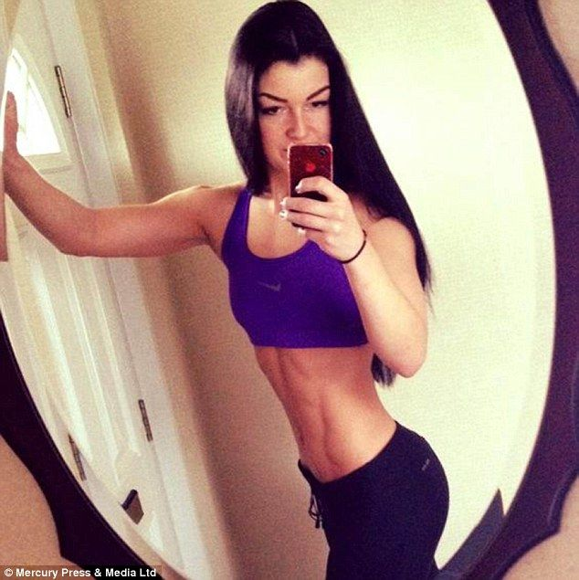 #Female #bodybuilder Samantha Egan wins first-ever muscle contest