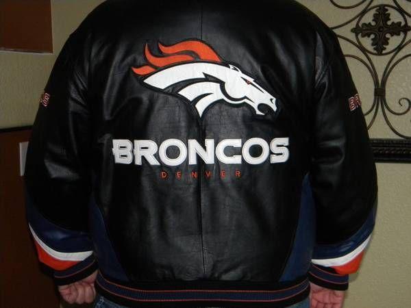 Nfl team leather jackets