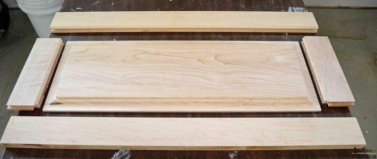 Easy Raised Panel Cabinet Doors