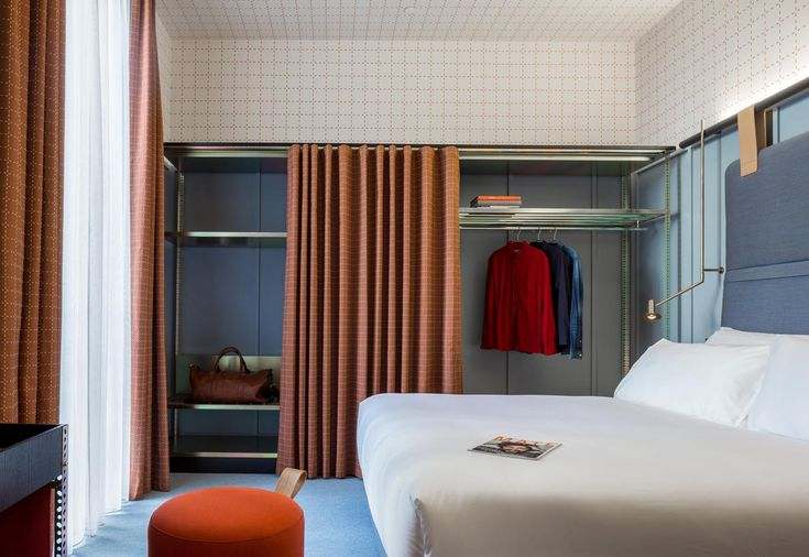 Photos. Room Mate Giulia. Hotel Design in Milan