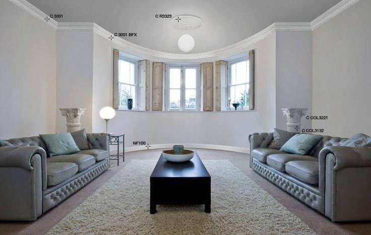 Profilele decorative pot oferi acea schimbare subtila dar importanta pentru intregul ambient. Cum alegi profilele decorative de interior?