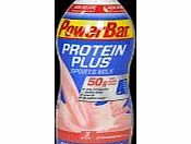 Powerbar Protein Plus Sports Milk Strawberry After intense training and gym sessions your muscles need protein to maintain and grow. Protein plus sportsmilk made from 90% skimmed milk, gives you high quality protein, tastes delicious and comes i http://www.comparestoreprices.co.uk/vitamins-and-supplements/powerbar-protein-plus-sports-milk-strawberry.asp