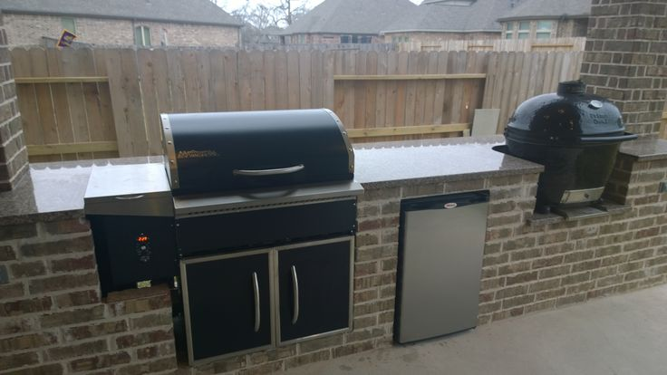 17 Best Images About Outdoor Kitchen On Pinterest Big