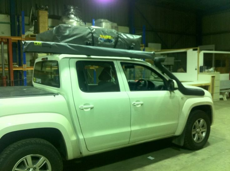 Photo Uploaded from the Photobucket iPhone App. : amarok roof tent - memphite.com