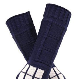 Jump through time in your very own Doctor Who TARDIS Arm Warmers by elope. Go where you want. Go when you want. Slide on these blue TARDIS arm warmers and travel away, just don't blame us if you end up lost every now and then! Made with 100% knitted blue, black, and white acrylic. Complete […]
