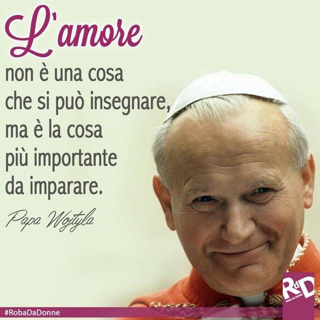 Papa #Wojtila