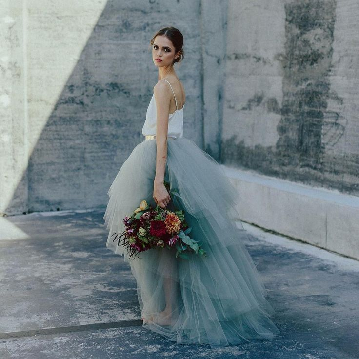 Our newest 'Willa' couture tulle skirt as featured in Together Journal issue 3!
