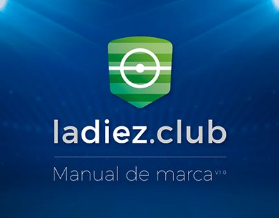 "Check out new work on my @Behance portfolio: ""MANUAL: CLUB LA DIEZ"" http://be.net/gallery/55083195/MANUAL-CLUB-LA-DIEZ"