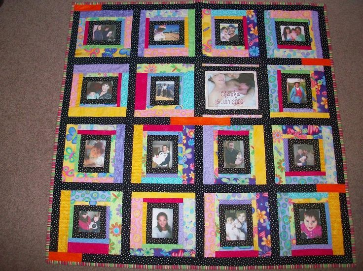 Free Easy Memory Quilt Patterns : 92 best Quilts images on Pinterest Quilting ideas, Panel quilts and Quilting projects