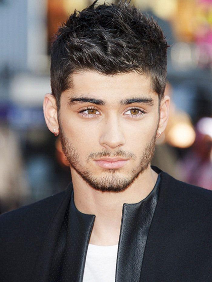 Singer Zayn Malik Cute Hair cut style