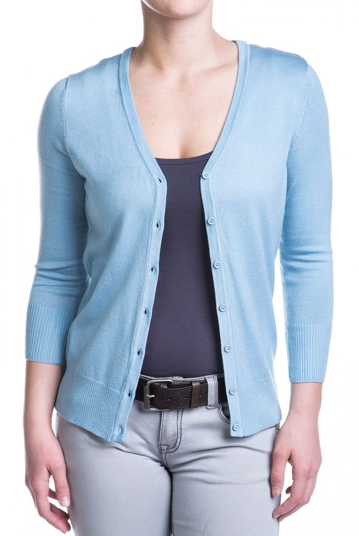 Soft and light weight, this basic cardigan pulls your look together while keeping things simple. Throw on when you need an extra layer for style, warmth, and a dab of color. Opaque. Unline