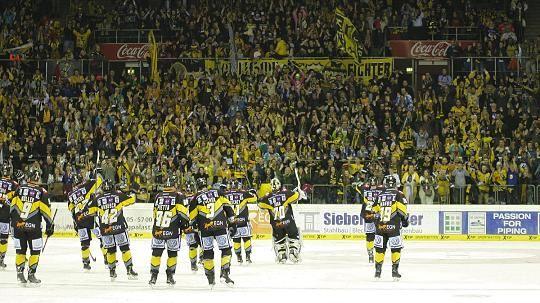 Am Sonntag endet für die Krefeld Pinguine die Saison 2015/2016: Tschüss, Krefeld Pinguine