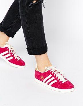 Adidas Originals Gazelle OG Bold Pink Trainers  82af10fedec6