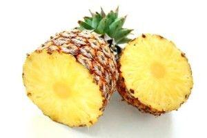 Kokos ananas dessert